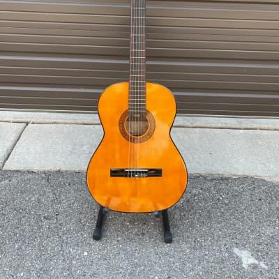 Terada 400 60's Natural Classical Guitar Japan for sale