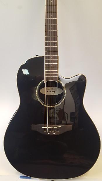 Ovation Celebrity GC057M Mid Depth Acoustic/Electric Guitar