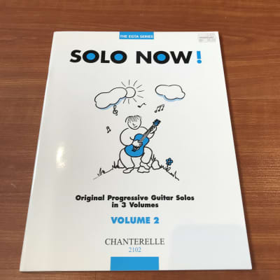 The EGTA Series Solo Now! Volume 2Music Book