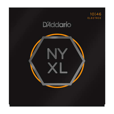 Daddario 10-46 NYXL Regular Light Nickel Wound image
