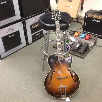 Gibson L4C 1950 2-Tone Sunburst for sale
