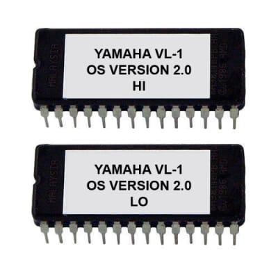 Yamaha VL-1 - Versione 2.0 Firmware OS Update Upgrade Eprom For VL1