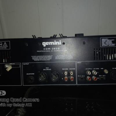 Gemini CDM 3650 ?? Black