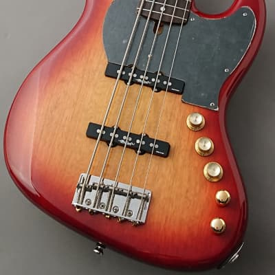 Alleva Coppolo  2020 Namm Show Limited Edition LG5 -Cherry Burst- for sale