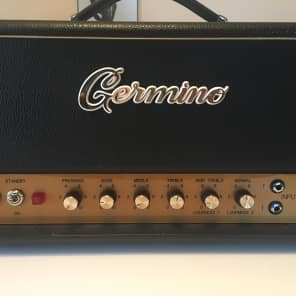Germino Masonette/Lead 35 Handwired Plexi-style Amp for sale