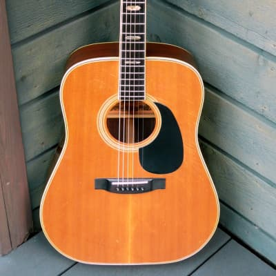 Yamaki NO.50 Hand Crafted Solid Top&Back 1970's Natural+Hard Case