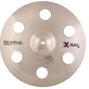 "Istanbul Mehmet 16"" X-Ray 6 Crash Cymbal"