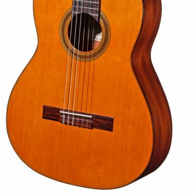 Spanish Classical Guitar VALDEZ MODEL E - solid cedar top for sale