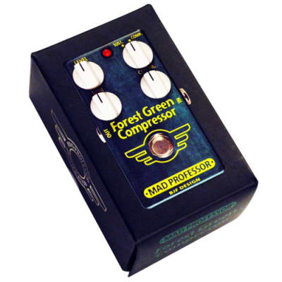Mad Professor Forest Green Compressor/Sustainer for sale