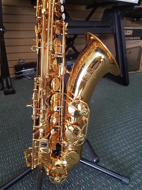 Taishan TSTS-7000 Gold-Lacquered Brass Tenor Saxophone