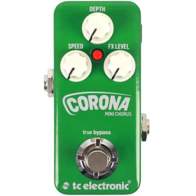 TC Electronic Corona Mini Chorus effects pedal for sale