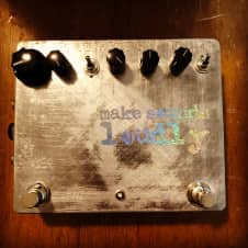 Make Sounds Loudly Pedals Jet Phaser AP7 Fuzz