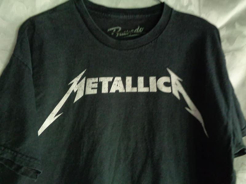 8885cc0e Tee shirt vintage Metallica | Reverb