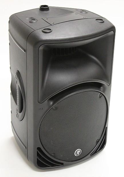mackie srm450v2 active 2 way live speaker c a house music reverb. Black Bedroom Furniture Sets. Home Design Ideas