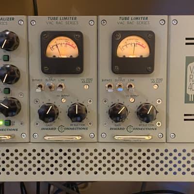 Inward Connections Vac Rac 4000 (1xTube Pre + 1xTEQ-1 + 2xTLM-1)