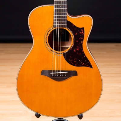 Yamaha AC3M Acoustic-Electric Guitar - Vintage Natural SN HPJ280239