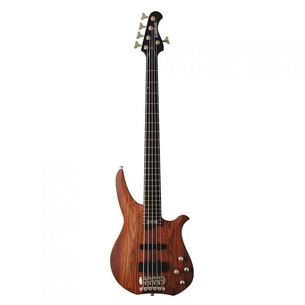 washburn 5 string bass guitar cb 15 cocobolo reverb. Black Bedroom Furniture Sets. Home Design Ideas