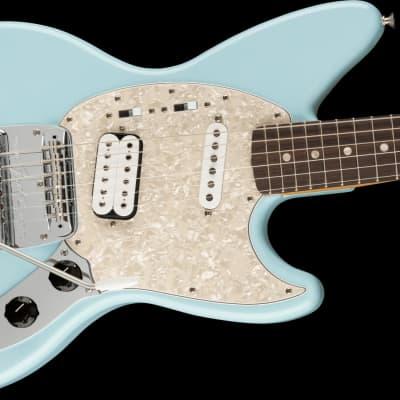 PRE-ORDER: Fender Kurt Cobain Jag-Stang Rosewood Fingerboard - Sonic Blue