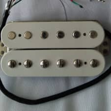 Fender Humbucker from American Stratocatser 1990s White
