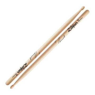 Zildjian Natural Hickory Drumsticks - Wood / 5A