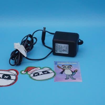 Zoom 9V AC Adaptor   Fast Shipping!