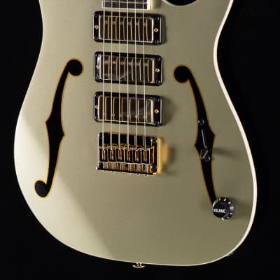 Ibanez PGM333 Paul Gilbert Signature Champagne Gold (550) for sale