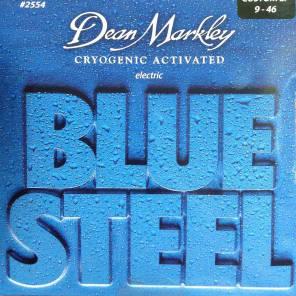 Dean Markley 2554 Blue Steel Electric Guitar Strings - Light (9-46)