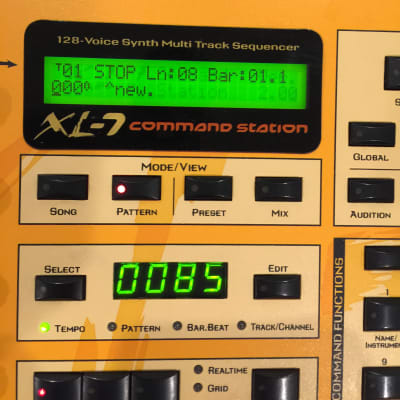 E-MU  Systems  XL-7 Yellow