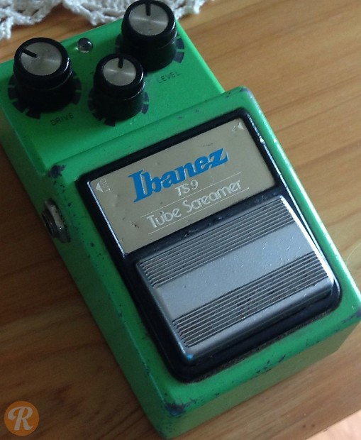 Ibanez TS9 Tube Screamer Early 1980s Price Guide | Reverb