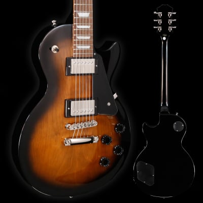 Epiphone Les Paul Studio, Smokehouse Burst 498 8lbs 1.4oz for sale