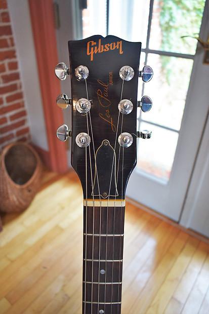 Gibson Les Paul Junior 1987 Cherry Relic