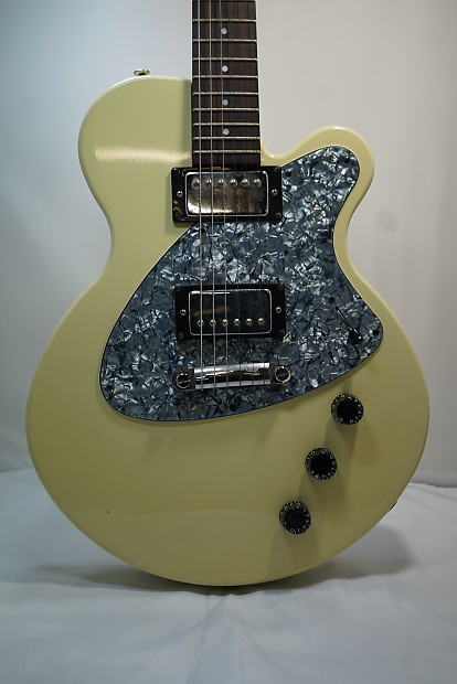 yamaha aes 500 cream electric guitar sherway 39 s gear reverb. Black Bedroom Furniture Sets. Home Design Ideas
