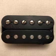 Motor City Pickups Custom Wind Neck Humbucker Black