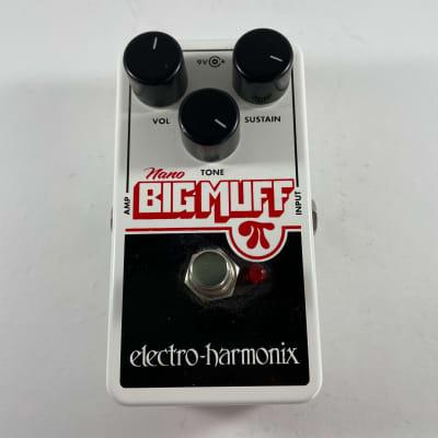 Electro-Harmonix Nano Big Muff Pi *Sustainably Shipped*