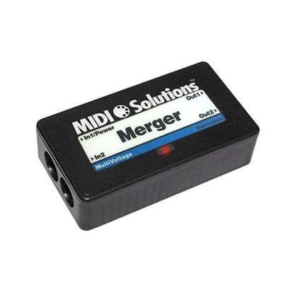 Midi Solutions Merger - Multi-voltage - Return