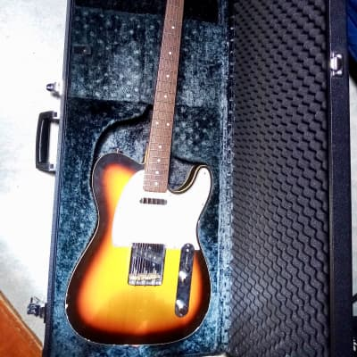 Navigator N-TE-CTM 2007 3 Tone Sunburst for sale