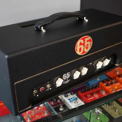 65 Amps London Pro Head + 1x12 Cab for sale