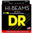 DR Strings MR-45 45-105 4str Hi-Beam Bass Strings