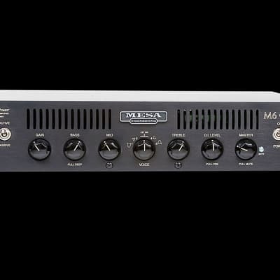 Mesa/Boogie M6 Carbine Rackmount Bass Amp Head for sale