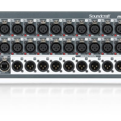Soundcraft 5074418 Mini Stagebox 32i US