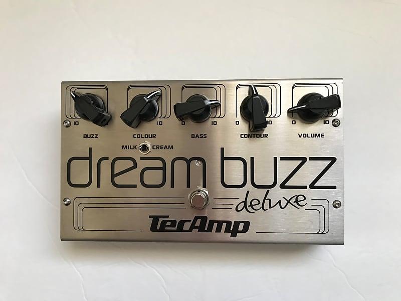 tecamp dream buzz deluxe bass pedal bass reverb. Black Bedroom Furniture Sets. Home Design Ideas
