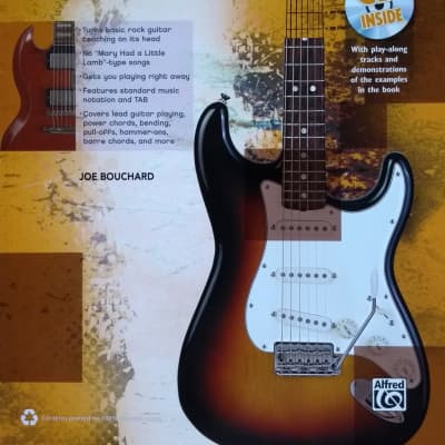 The New Basics: Rock Guitar With Play Along CD