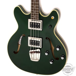 Guild Starfire II Bass Emerald Green for sale