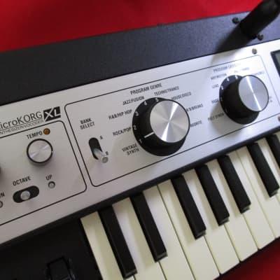 Korg MicroKorg XL 37-Key Synthesizer/Vocoder