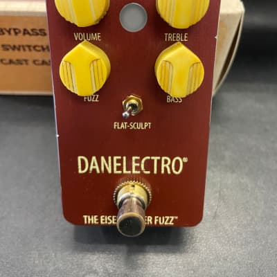 Danelectro EF-1 The Eisenhower Fuzz pedal with octave. for sale