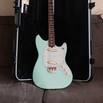 Elliott 357 James Duke Surf Green for sale