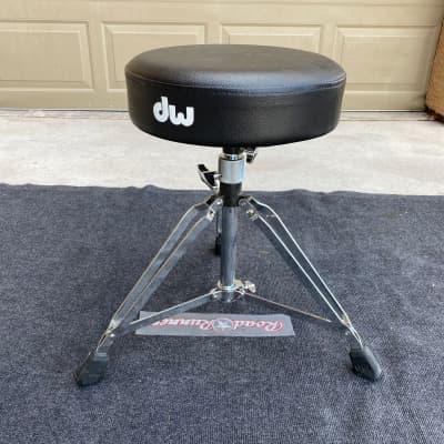 DW DWCP5100 5000 Series Round Drum Throne w/ Oversized Locking Nut