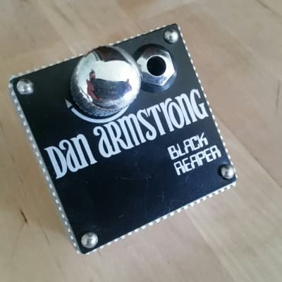 Dan Armstrong Black Reaper for sale