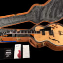 2016 Gibson ES-175 Memphis Hollowbody Figured w Flamed Maple Top & Back ~ Natural