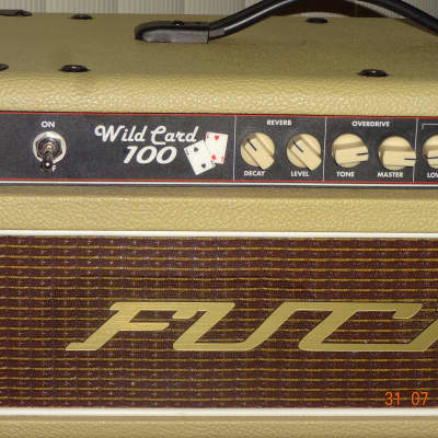 Fuchs Wildcard 100 Blonde for sale